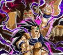 Brutal Suppression Raditz (Giant Ape)