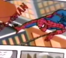 MARVEL COMICS: Spider-Man Family (Muppet Babies s6 ep06 Comic Capers)