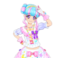 Melty Pink Bell Coord