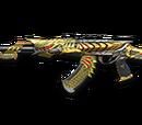 AK47-Knife Born Beast Noble Gold