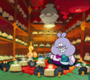 Chowder's Catering Company (business)