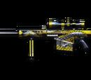 Barrett M82A1-Flying Dragon Ultimate Goldsmith