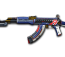 AK47-Knife-Dual Mag 9th