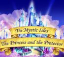 The Mystic Isles: The Princess and the Protector