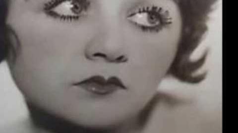 Mae Questel's Imitations