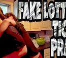 FAKE LOTTERY TICKET PRANK ON WILLIAM!!!