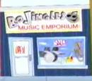 Mr. Bojingles Music Emporium