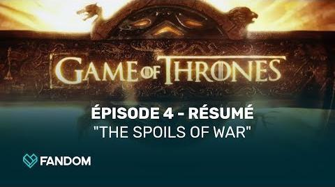Game of Thrones Saison 7, épisode 4 - Résumé