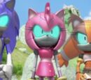 Cyborg Amy