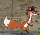 Agent F (fox)