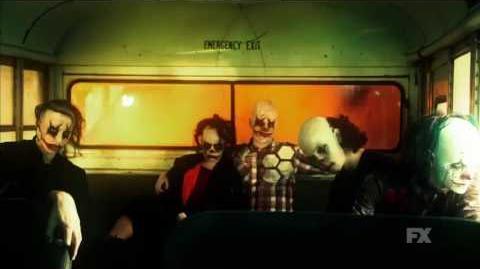 "American Horror Story Cult Teaser 18 - ""Maniacal Mystery Bus"""