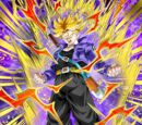 Startling Transformation Super Saiyan Trunks (Teen)