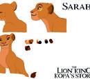 Sarabi (Kopa's Story Comic)