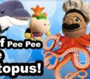 Chef Pee Pee The Octopus!