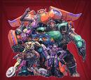 Transformers AU