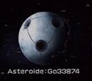 Asteroide: Ga33874