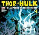 Thor vs. Hulk: Champions of the Universe Vol 1 1