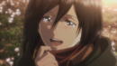 Mikasa thanks Eren for the scarf.png