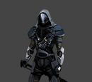 Cursed warrior 343/Max Corin