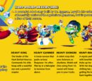 Sonic Mania manual scans