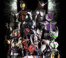 Dark Kamen Riders