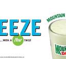 Mountain Dew Freeze