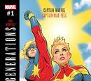 Generations: Captain Marvel & Captain Mar-Vell Vol 1 1