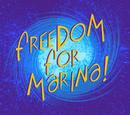Freedom for Marina!