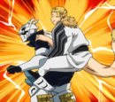 Mashirao Ojiro & Tenya Iida vs. Power Loader