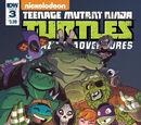 Teenage Mutant Ninja Turtles: Amazing Adventures - Robotanimals! issue 3