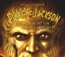 Percy Jackson - Die Schlacht um das Labyrinth