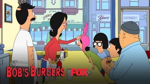 Louise Tries To Get Out Of School Season 7 Ep. 1 BOB'S BURGERS