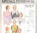 McCall 6645