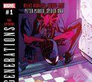 Generations: Miles Morales Spider-Man & Peter Parker Spider-Man Vol 1 1