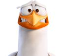 Storks (film) characters