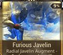 Furious Javelin