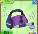 Club Geoz Hat and Headphones