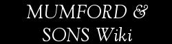 Mumford & Sons Wiki