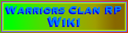 Warriors Clan Rp Wiki