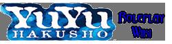 Yu Yu Hakusho Role-Playing Wiki