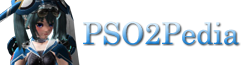 PSO2pedia Wiki