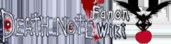 Wiki Death Note Fanon