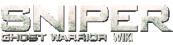Sniper: Ghost Warrior вики