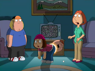 family guy lois nude ass