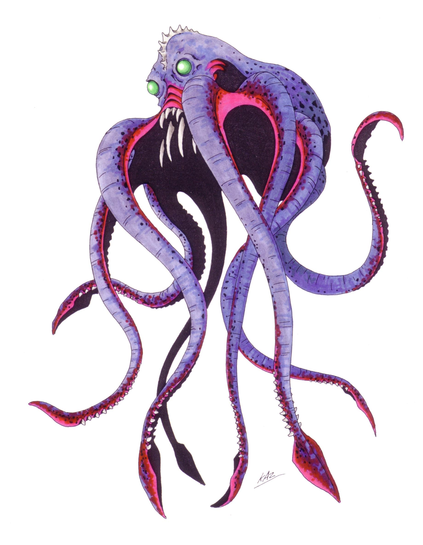Kraken - Megami Tensei Wiki: a Demonic Compendium of your ...