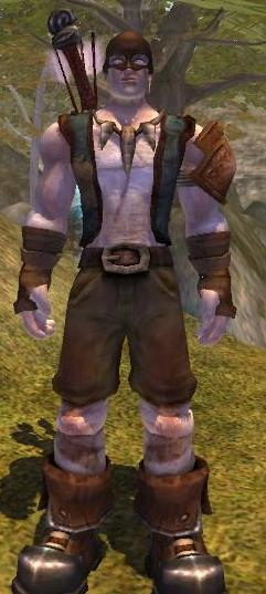 Clothing fable 3