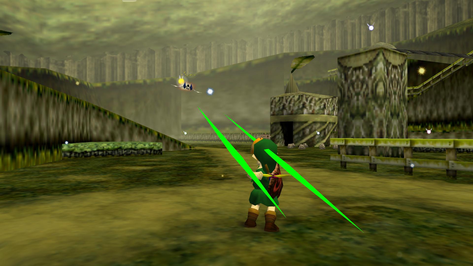 Zelda Hack rom 64