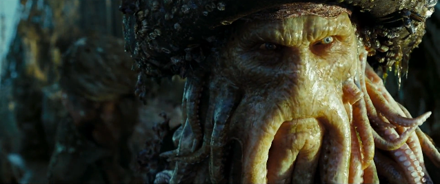Image - Kraken attacks 20 Davy Jones.png - Pirates of the ...