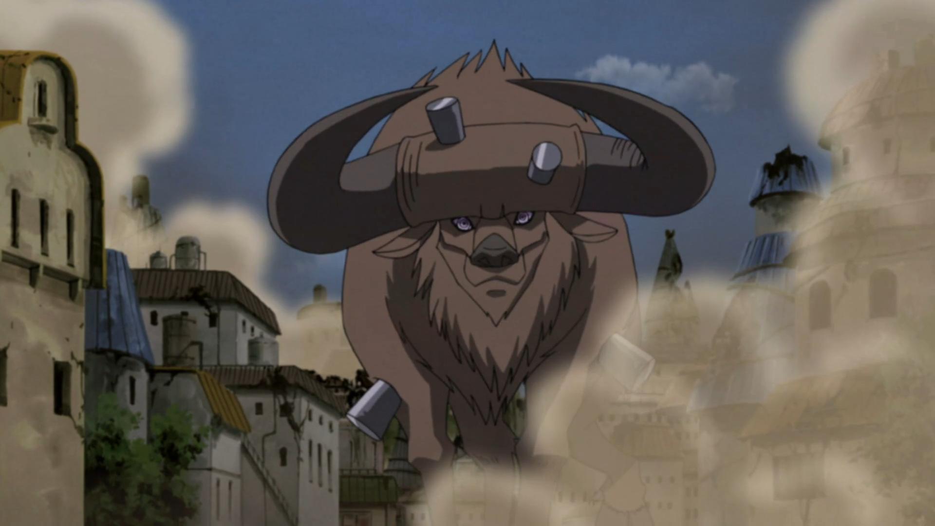 Giant Ox - Narutopedia, the Naruto Encyclopedia Wiki