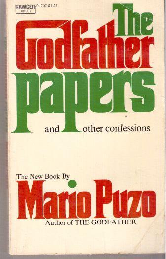 The Godfather Book Epub